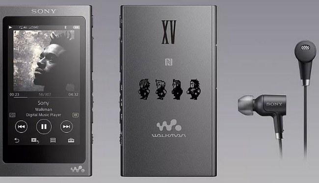 Sony выпустила плеер Walkman, колонку и наушники в тематике Final Fantasy XV