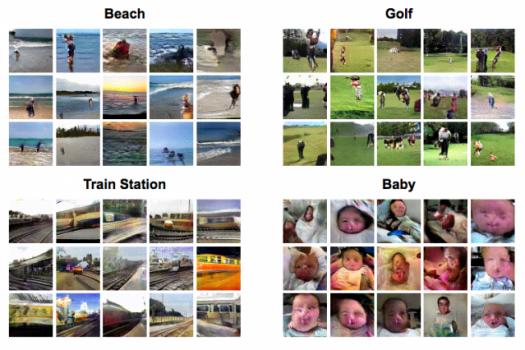 Нейросеть предсказывает 1 секунду будущего по фотографии - 4