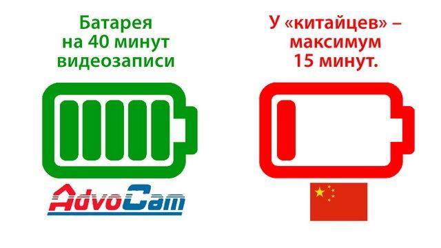 Неизменно в лидерах: сводный обзор русских видеорегистраторов AdvoCam - 8