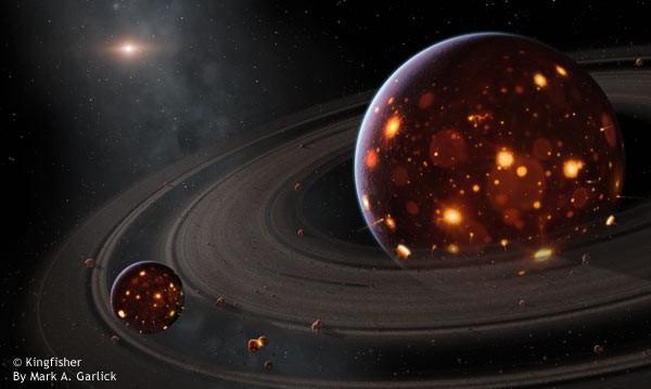 Спросите Итана №110: как выглядело небо, когда Земля ещё только сформировалась? - 12