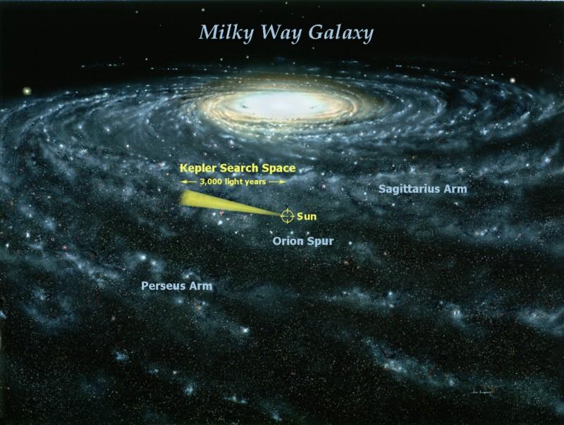 Спросите Итана №110: как выглядело небо, когда Земля ещё только сформировалась? - 14
