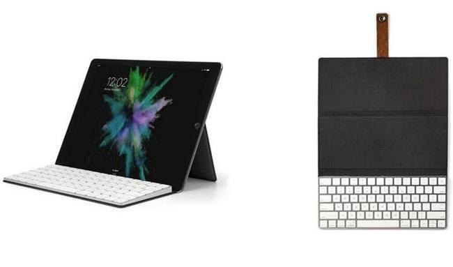 Canopy представила чехол для Apple Magic Keyboard, который может служить подставкой для iPad