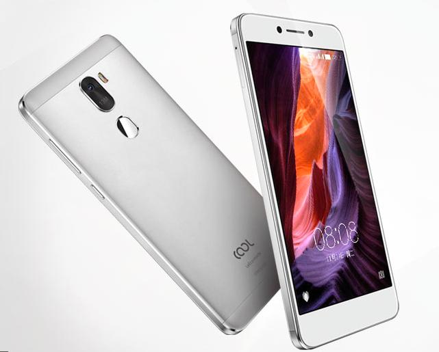 LeEco и Coolpad представили новый смартфон Cool1C