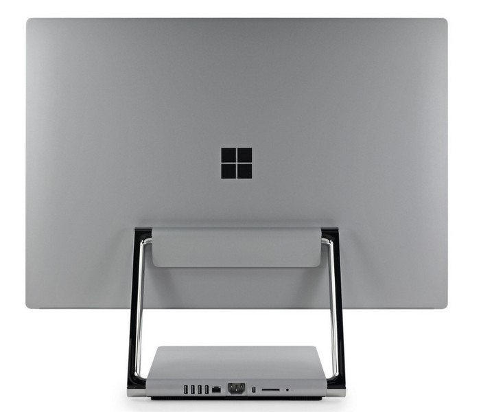 Моноблок Microsoft Surface Studio заработал у iFixit пять баллов