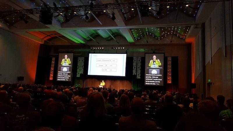 Обзор конференций, на которых мы побывали в 2016 году - 17