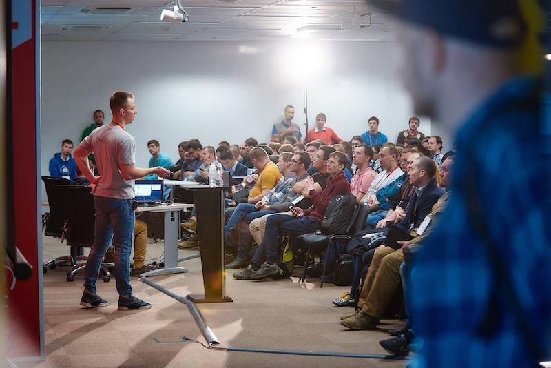 Обзор конференций, на которых мы побывали в 2016 году - 34