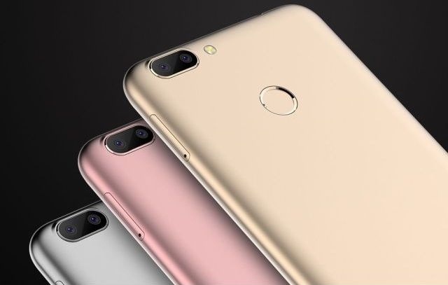 Смартфон Oukitel U20 Plus со сдвоенной камерой доступен за $90