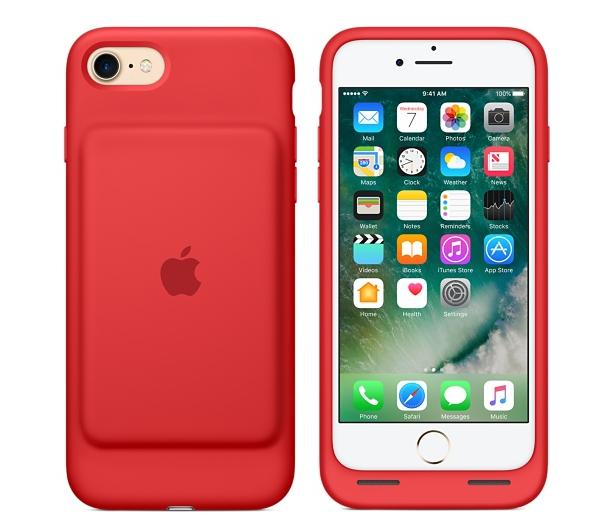 В списке аксессуаров Apple (Product) Red появились новые продукты