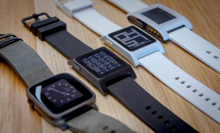 Fitbit находится в процессе приобретения Pebble