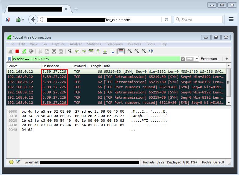 Mozilla и Tor закрыли критическую уязвимость, которая активно использовалась для деанонимизации пользователей Tor - 1