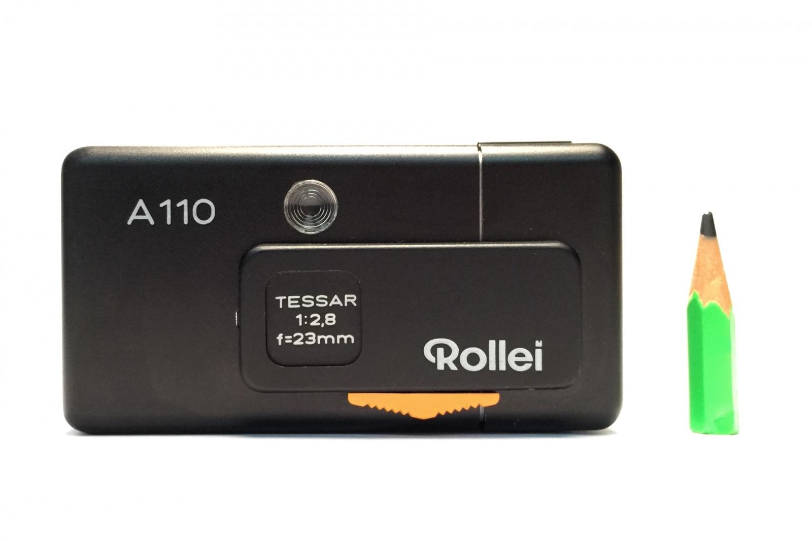 Rollei A110: самый маленький гном - 2