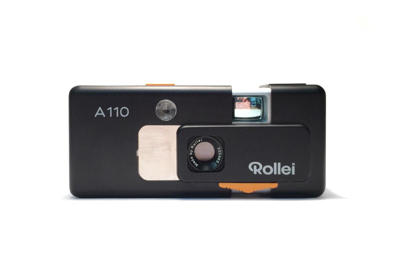 Rollei A110: самый маленький гном - 8