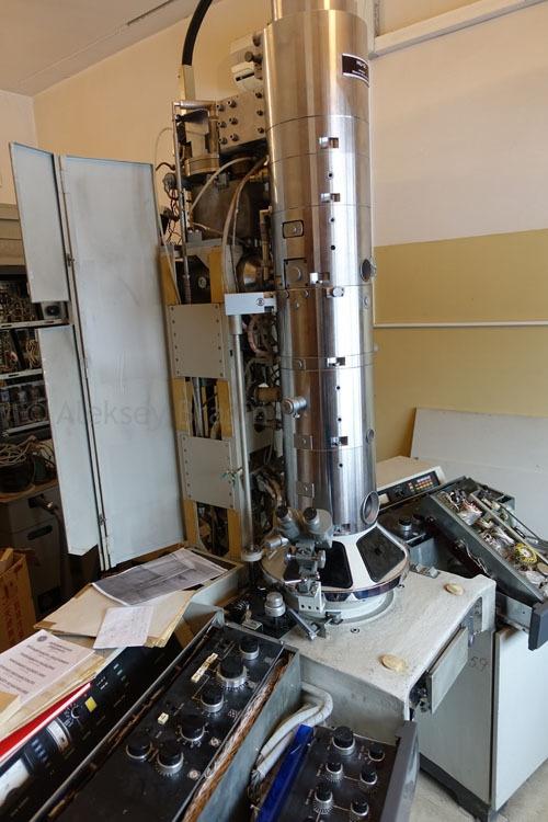Электронный микроскоп в гараже - 3
