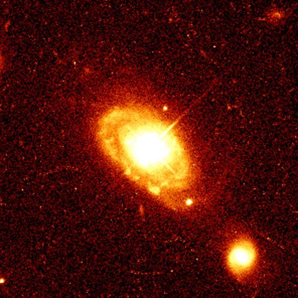 Галактики, двигающиеся со скоростью света - 12