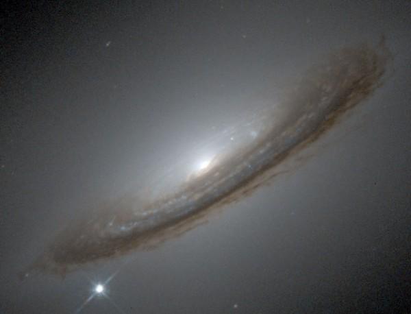 Галактики, двигающиеся со скоростью света - 13