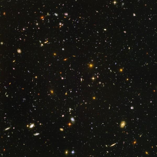 Галактики, двигающиеся со скоростью света - 17