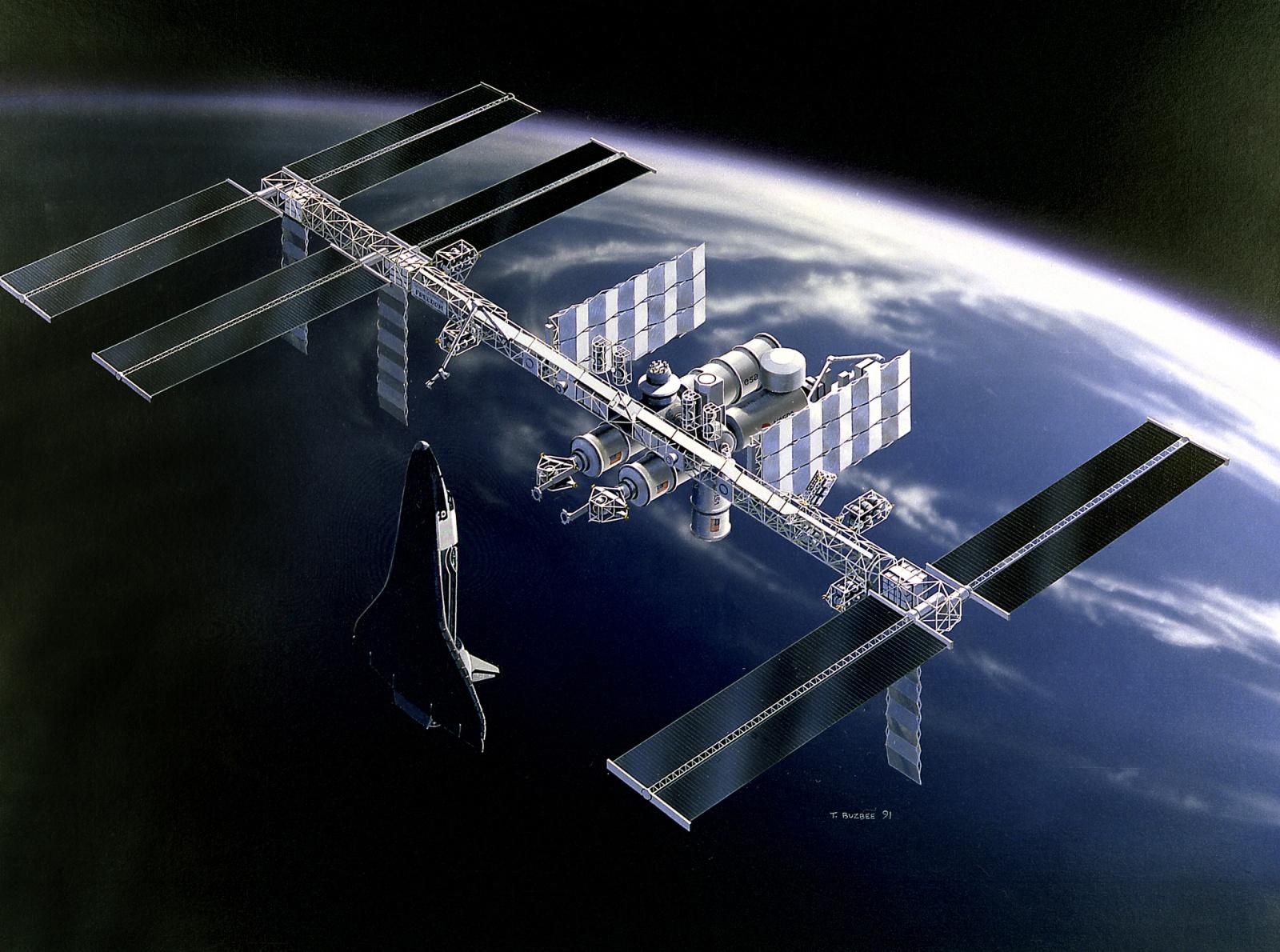 НАСА и история непостоянства задач агентства - 6