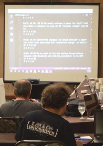 С++17 и С++2a: новости со встречи ISO в Иссакуа - 1