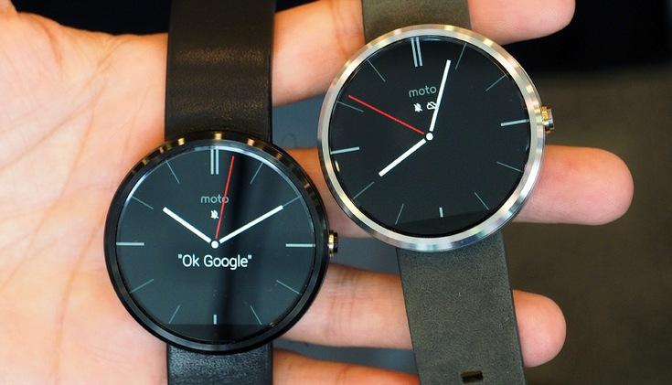 Новых часов Moto 360 можно не ждать