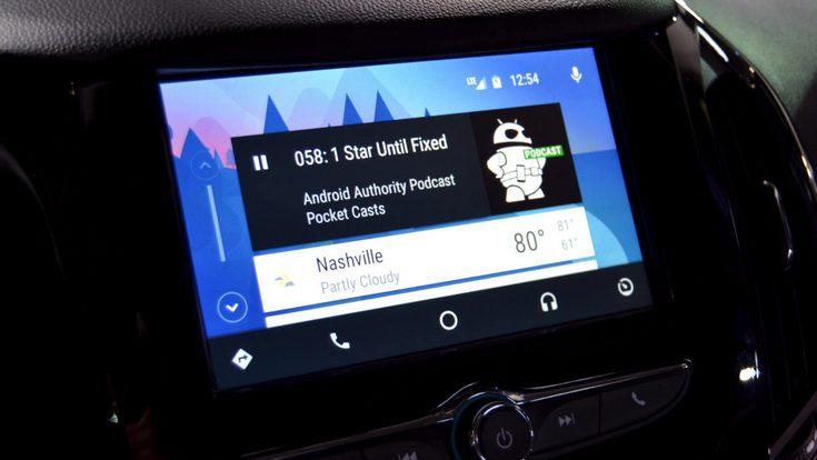 Голосовая команда Ok Google пришла в автомобили