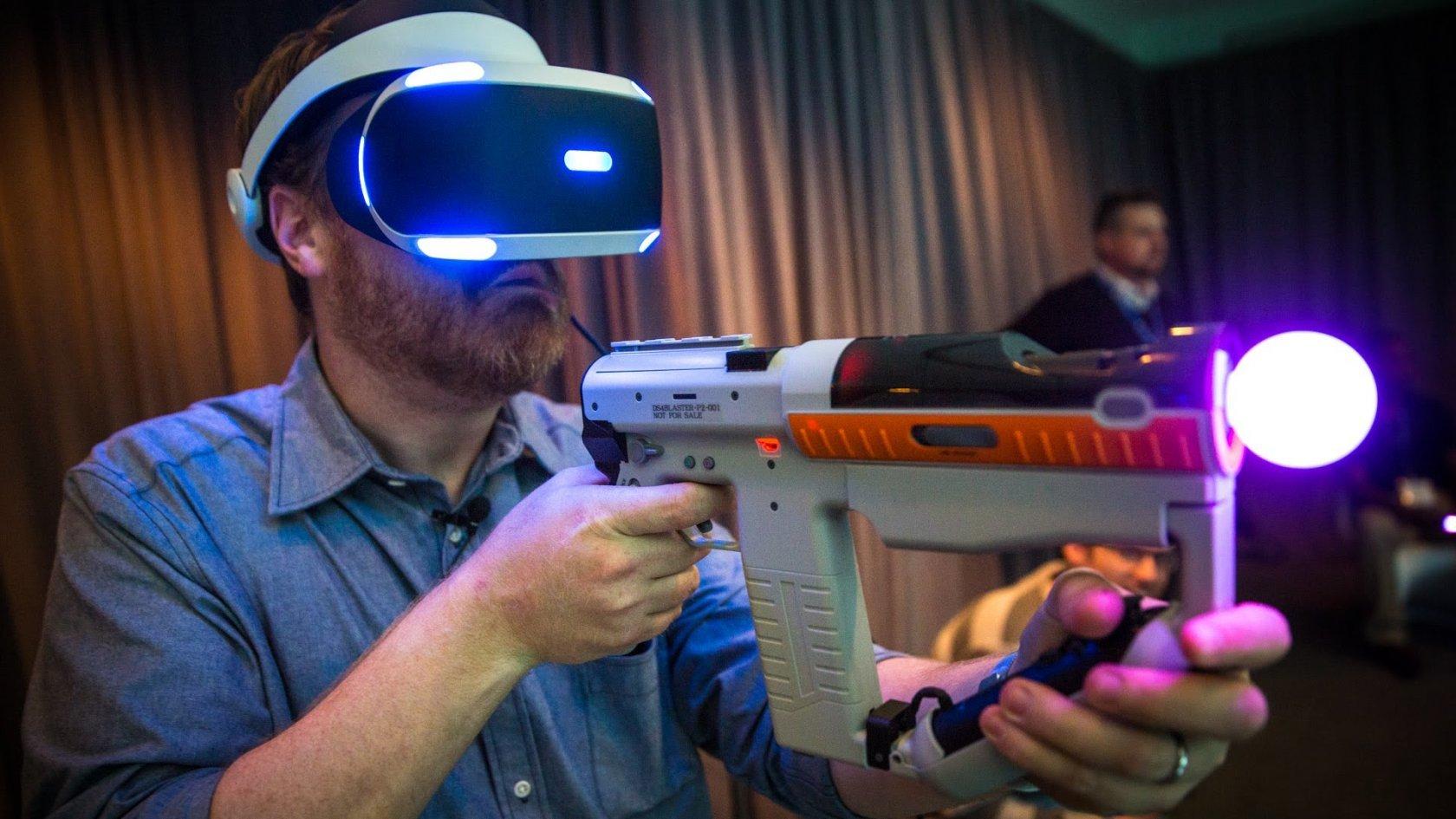 Полное погружение: PS4 Pro и PlayStation VR - 3