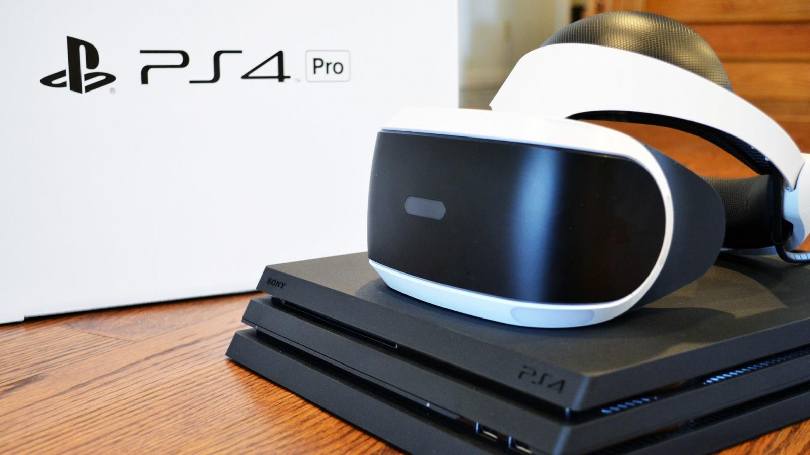 Полное погружение: PS4 Pro и PlayStation VR - 1