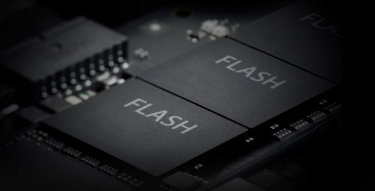 Все основные производители флэш-памяти NAND увеличили выручку