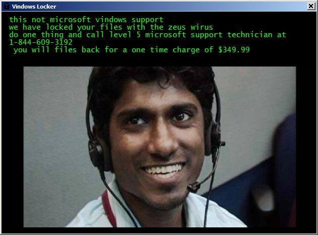 Security Week 48: локер с техподдержкой, мутации Mirai, уязвимость в Firefox и Tor - 2