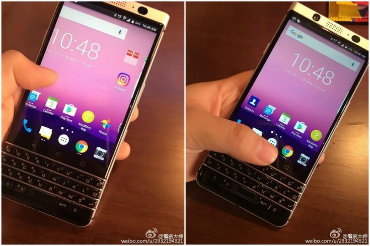 BlackBerry действительно выпустит смартфон Mercury с физической клавиатурой