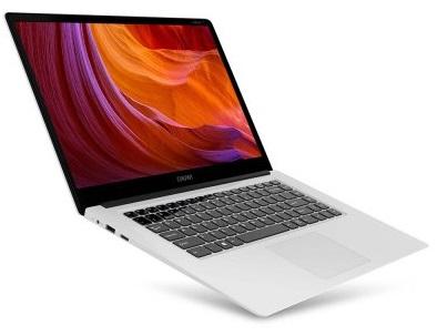 Ноутбук Chuwi LapBook 14.1 базируется на новой платформе для планшетов компании Intel