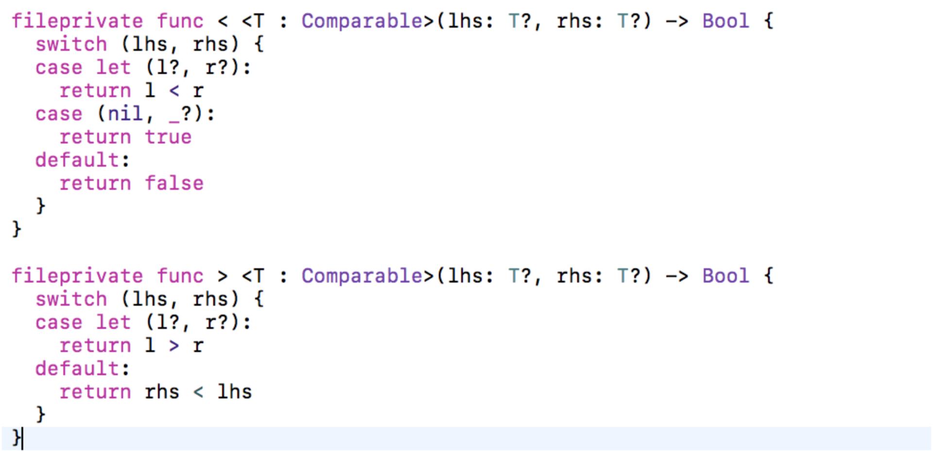 Переходим на Swift 3 с помощью миграционного «робота» в Xcode 8.1 и 8.2 - 15