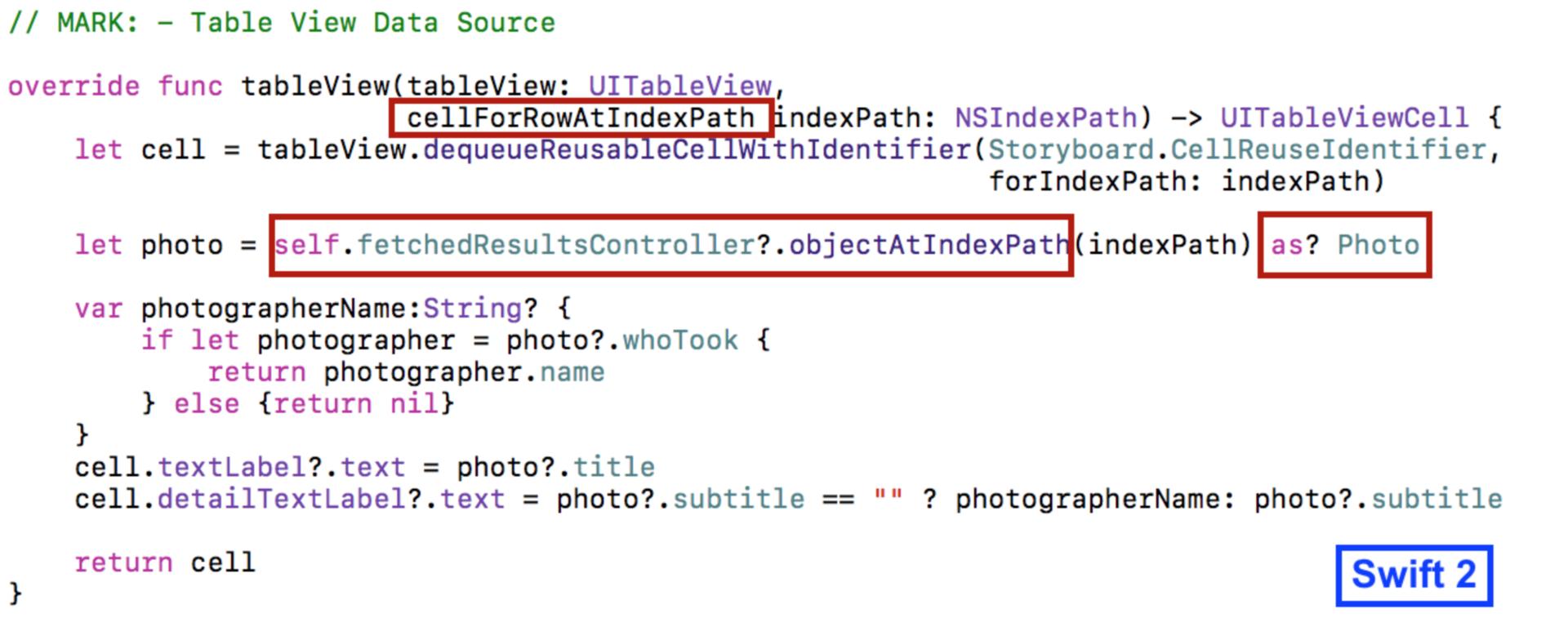 Переходим на Swift 3 с помощью миграционного «робота» в Xcode 8.1 и 8.2 - 45