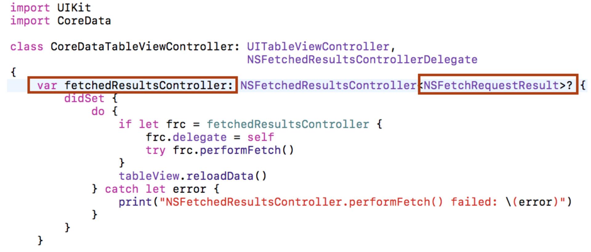 Переходим на Swift 3 с помощью миграционного «робота» в Xcode 8.1 и 8.2 - 47