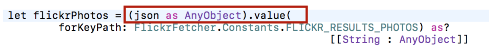 Переходим на Swift 3 с помощью миграционного «робота» в Xcode 8.1 и 8.2 - 6