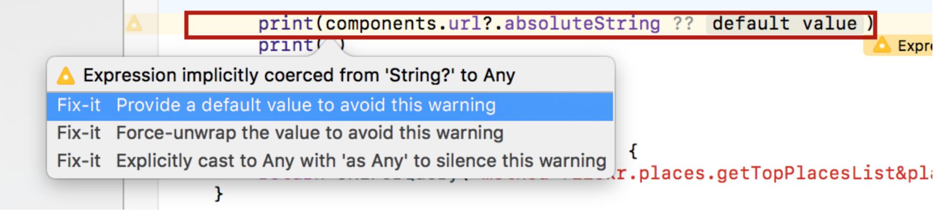 Переходим на Swift 3 с помощью миграционного «робота» в Xcode 8.1 и 8.2 - 9