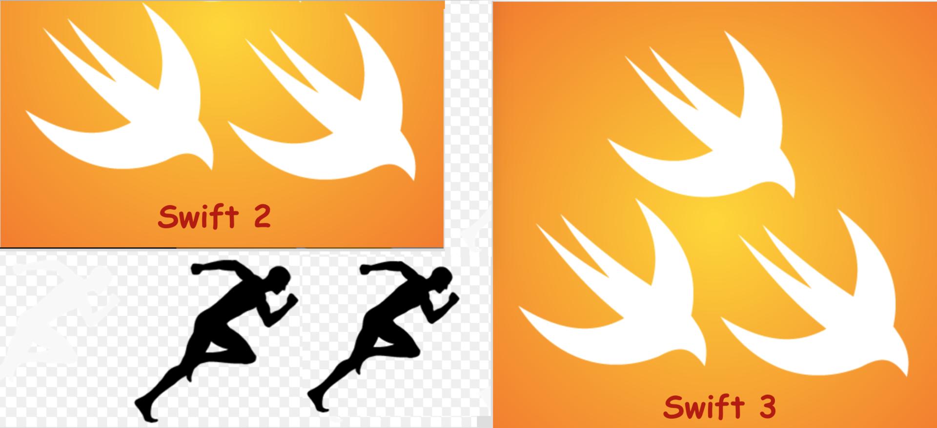 Переходим на Swift 3 с помощью миграционного «робота» в Xcode 8.1 и 8.2 - 1