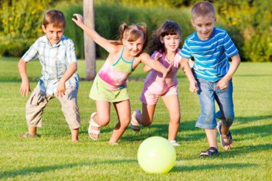 Подвижные дети лучше учатся в школе