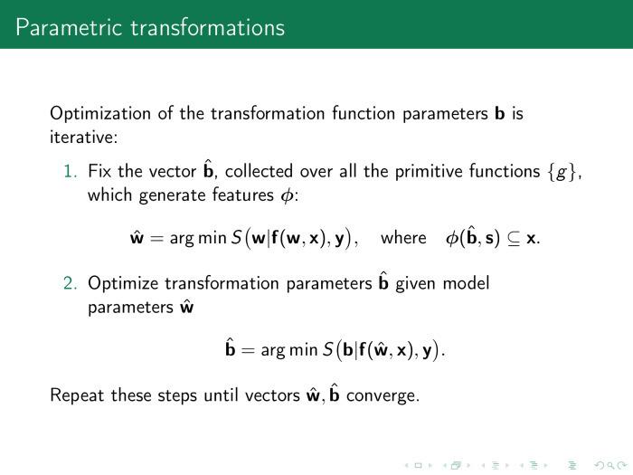 Порождение и выбор моделей машинного обучения. Лекция в Яндексе - 21