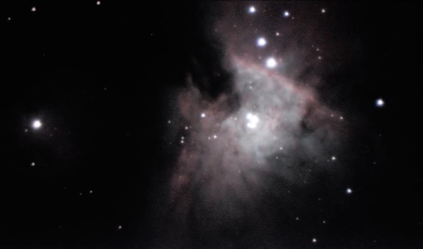 Путь чайника в астрофото. Часть 3 — Туманность Ориона (M42) - 7