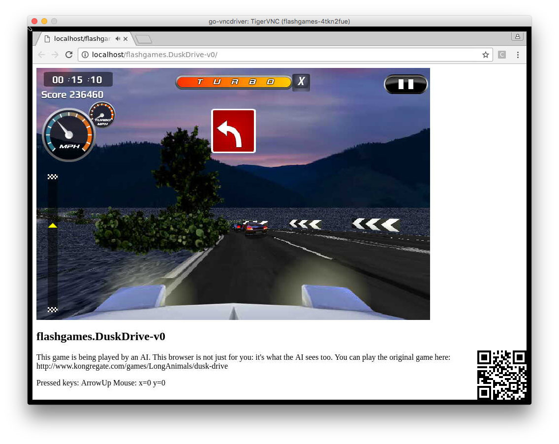 OpenAI Universe. Открытая платформа для тренировки сильного ИИ - 4