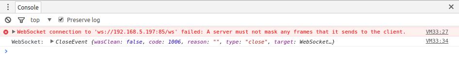WebSocket-сервер, лайт-версия - 5