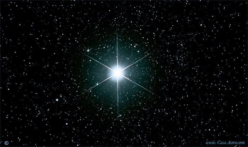 Десять самых ярких звёзд на небе - 11