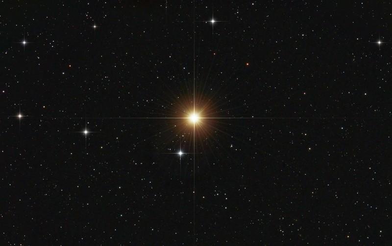 Десять самых ярких звёзд на небе - 13