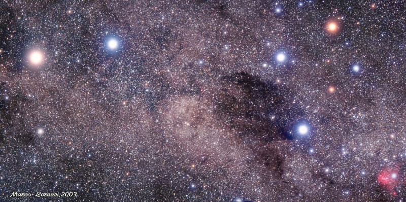 Десять самых ярких звёзд на небе - 14