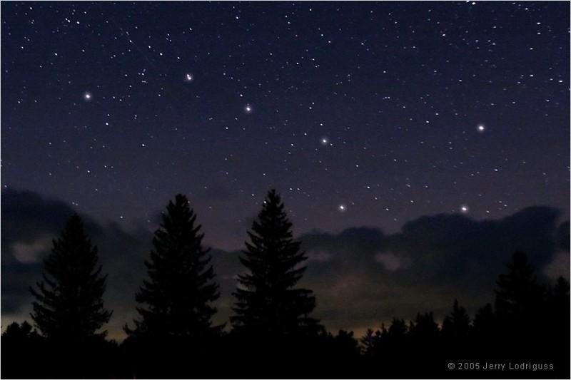 Десять самых ярких звёзд на небе - 3