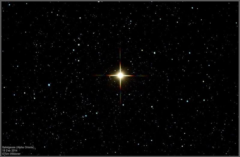 Десять самых ярких звёзд на небе - 8