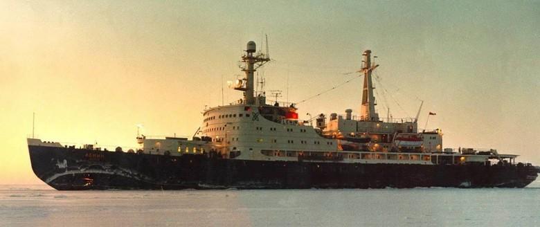 Мирный атом взламывает льды: наш атомный ледокольный флот - 11
