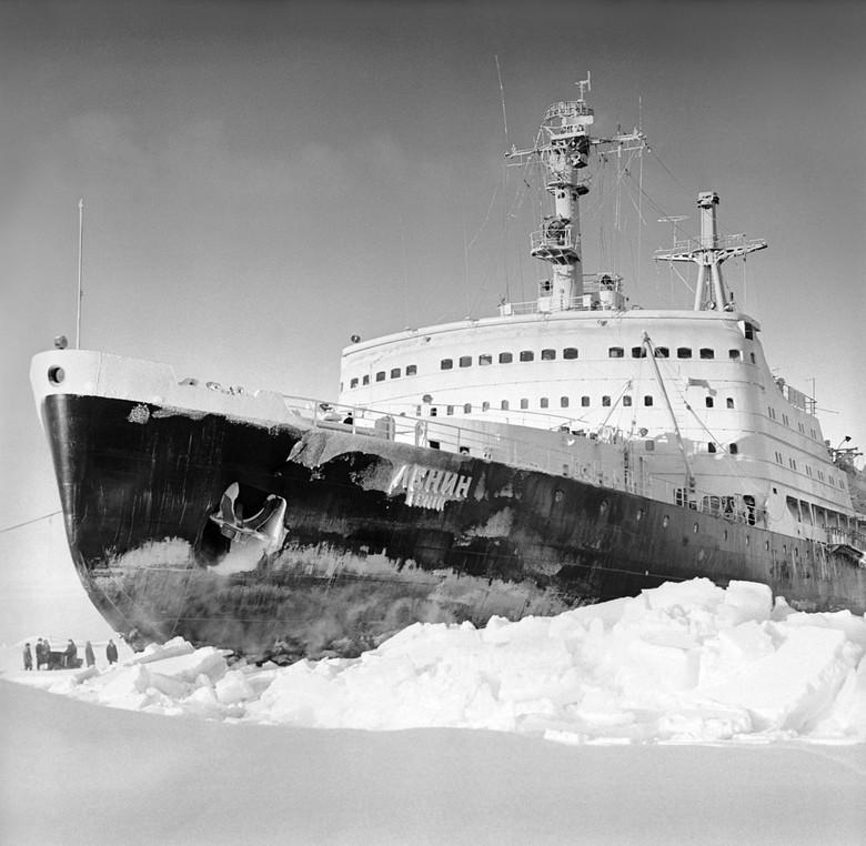 Мирный атом взламывает льды: наш атомный ледокольный флот - 13