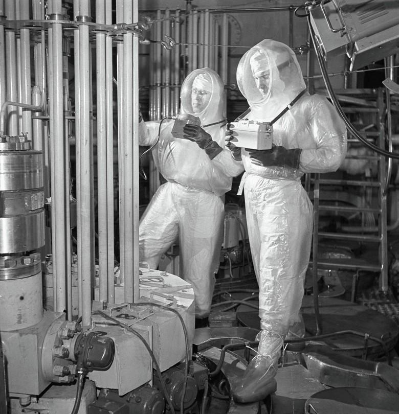 Мирный атом взламывает льды: наш атомный ледокольный флот - 18