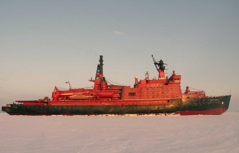 Мирный атом взламывает льды: наш атомный ледокольный флот - 21